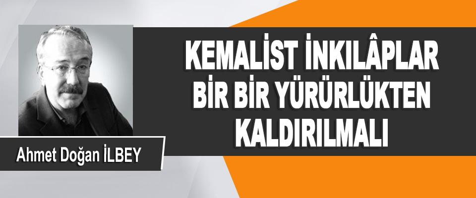Sevinin! Kemalist Cumhuriyetin Ayasofya İnkılâbı Yürürlükten Kaldırıldı