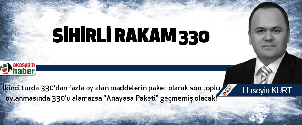 Sihirli Rakam 330