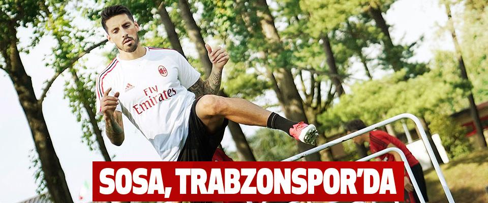 Sosa, Trabzonspor'da