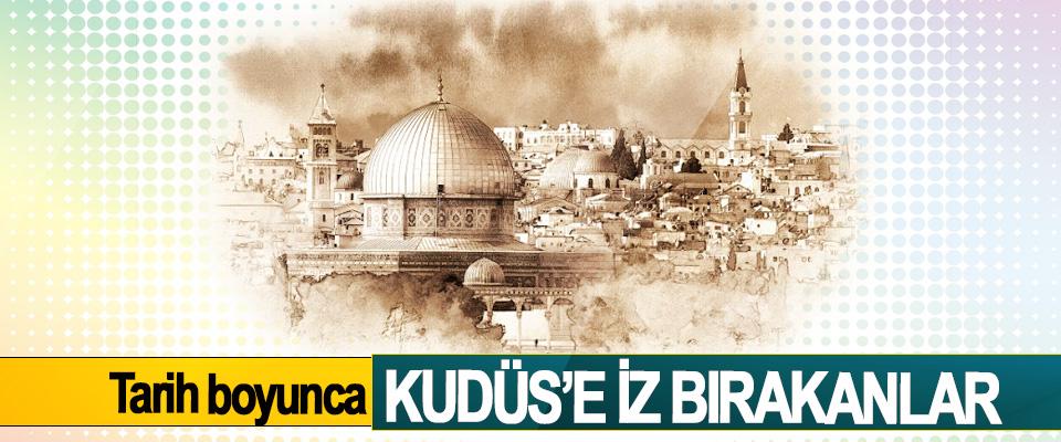 Tarih Boyunca Kudüs'e İz Bırakanlar