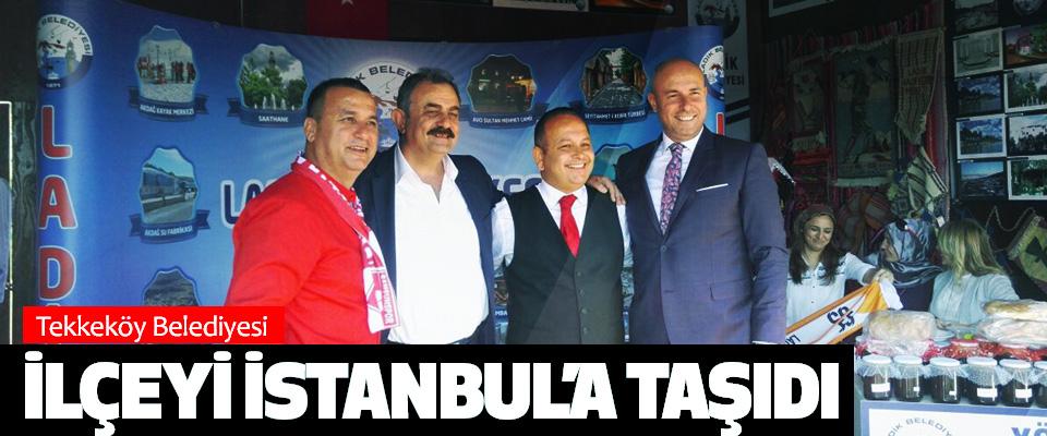 Tekkeköy Belediyesi İlçeyi İstanbul'a Taşıdı