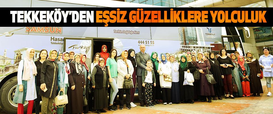 Tekkeköy'den Tarihi, Turistlik, Kültürel ve Doğal Güzelliklere Yolculuk
