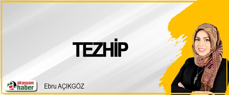Tezhip