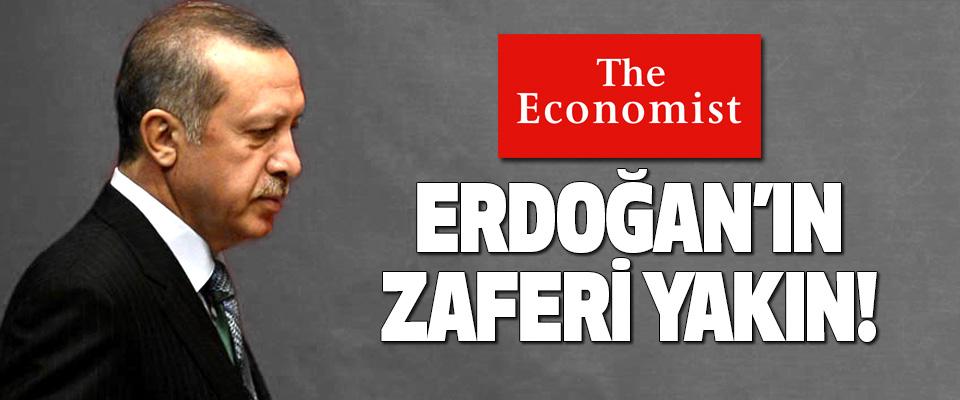 The Economist: Erdoğan'ın zaferi yakın!