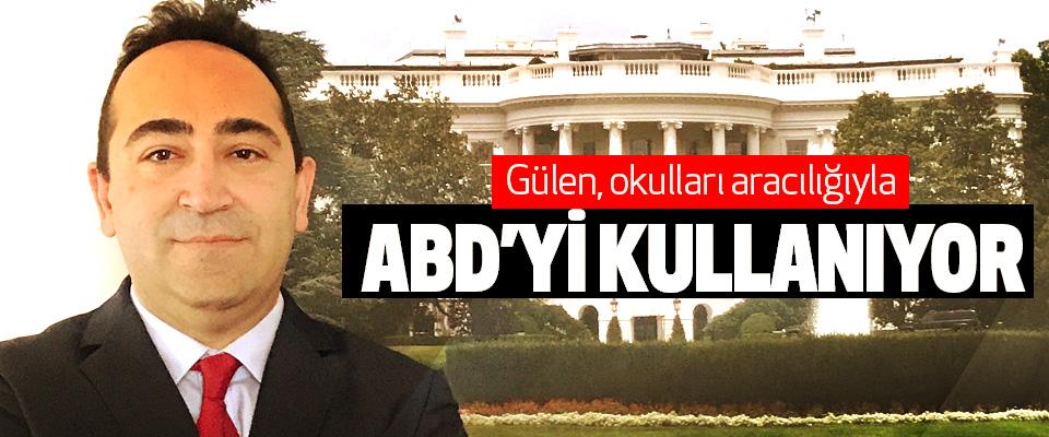 THO Başkanı Ali Çınar:Gülen, okulları aracılığıyla Abd'yi Kullanıyor