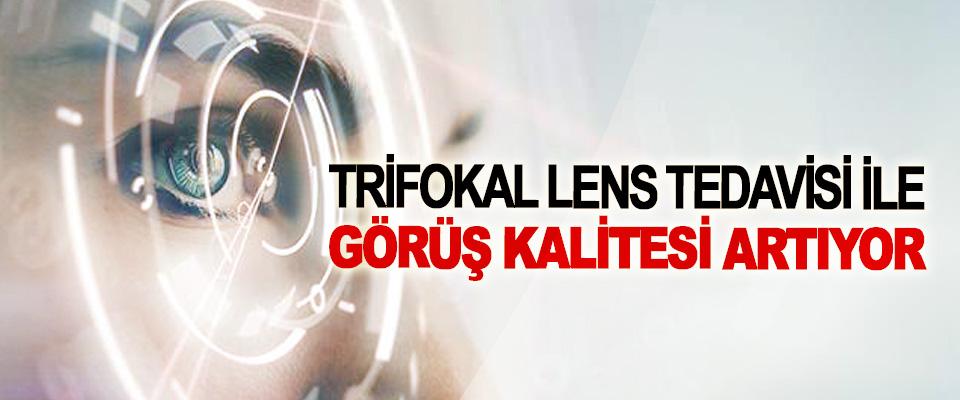 Trifokal Lens Tedavisi İle Görüş Kalitesi Artıyor