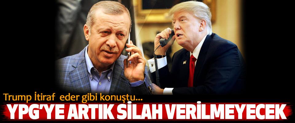 Trump'tan dengeleri değiştirecek YPG kararı!