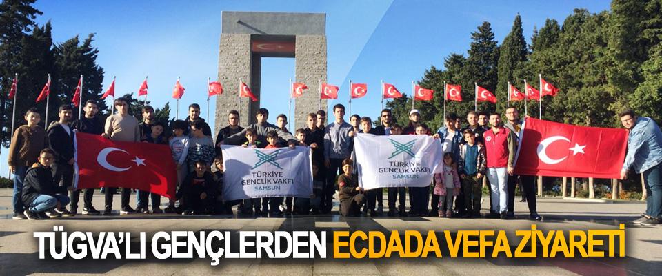 TÜGVA'lı Gençlerden Ecdada Vefa Ziyareti