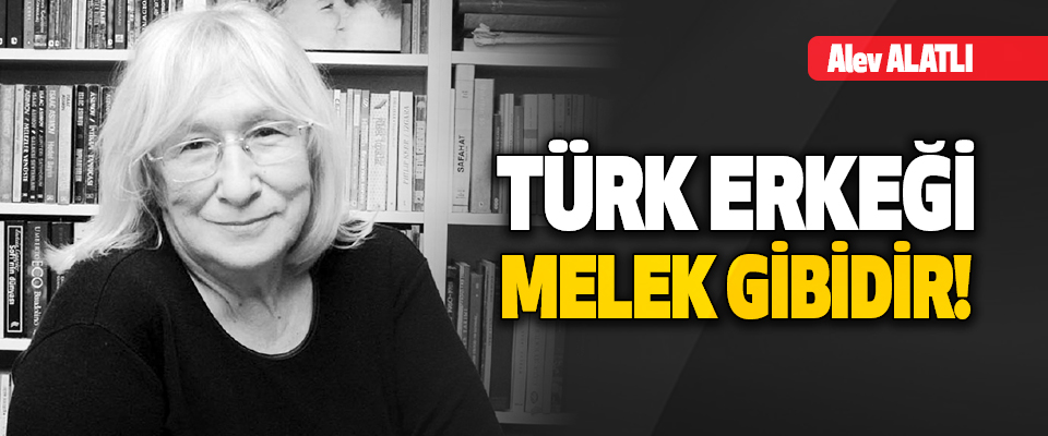Türk Erkeği Melek Gibidir!