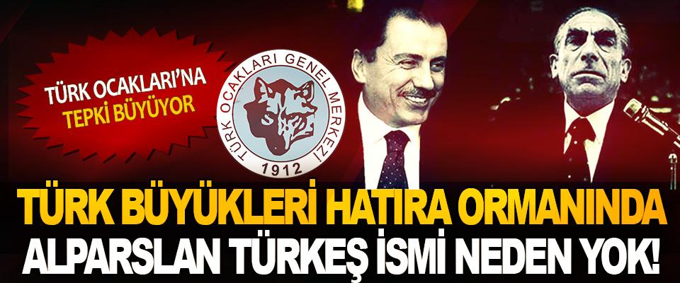 Türk Ocakları'na Tepki Büyüyor