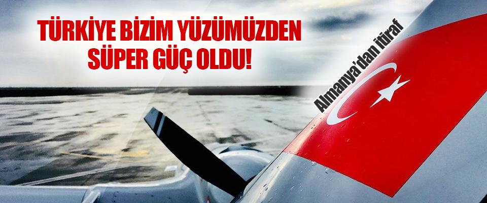 Türkiye Bizim Yüzümüzden Süper Güç Oldu!