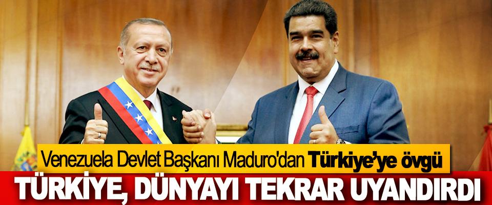Türkiye, Dünyayı Tekrar Uyandırdı