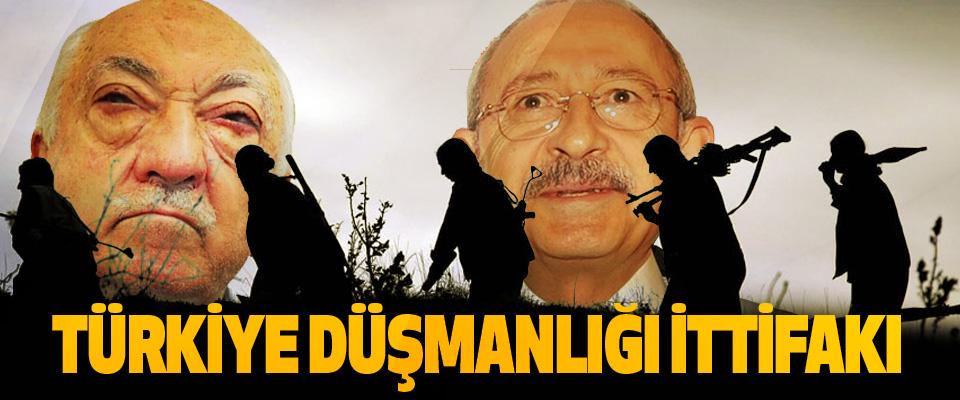 Türkiye Düşmanlığı İttifakı