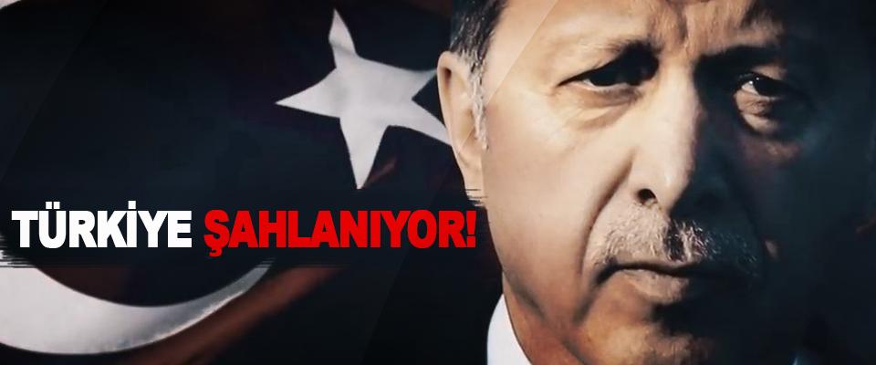 Türkiye şahlanıyor!