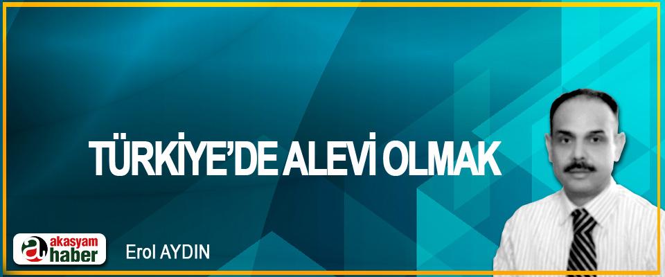 Türkiye'de Alevi Olmak