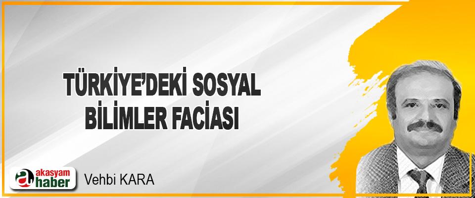 Türkiye'deki Sosyal Bilimler Faciası