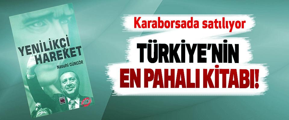 Türkiye'nin en pahalı kitabı, Karaborsada satılıyor