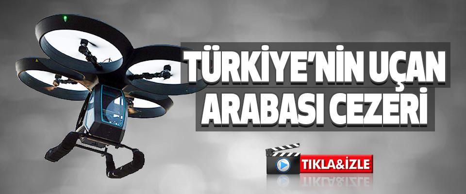 Türkiye'nin Uçan Arabası Cezeri