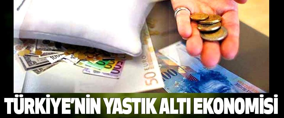 Türkiye'nin Yastık Altı Ekonomisi