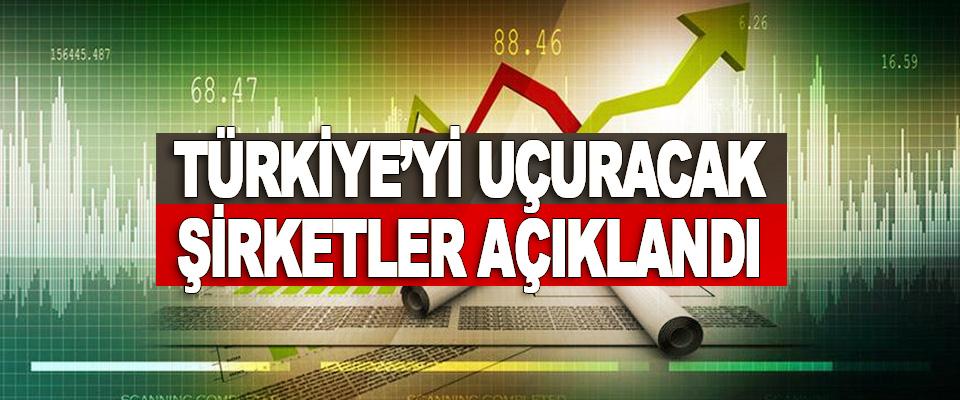 Türkiye'yi Uçuracak Şirketler Açıklandı