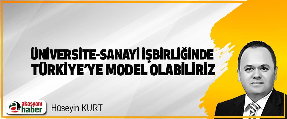 Üniversite-Sanayi İşbirliğinde Türkiye'ye Model Olabiliriz…
