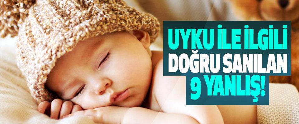 Uyku ile ilgili doğru sanılan 9 yanlış!