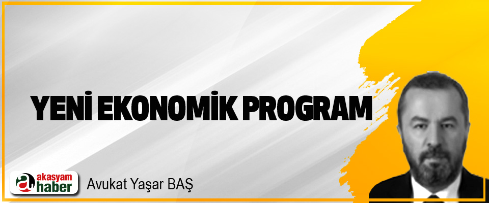 Yeni Ekonomik Program