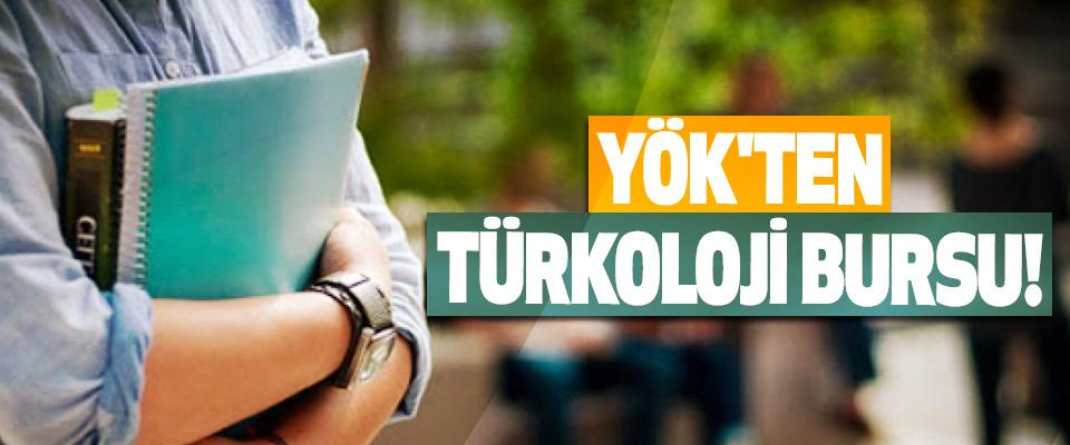 YÖK'ten Türkoloji Bursu!