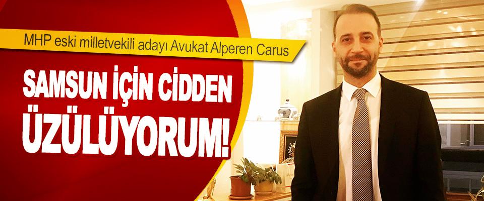 Avukat Alperen Carus