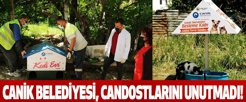 Canik Belediyesi, Candostlarını Unutmadı!