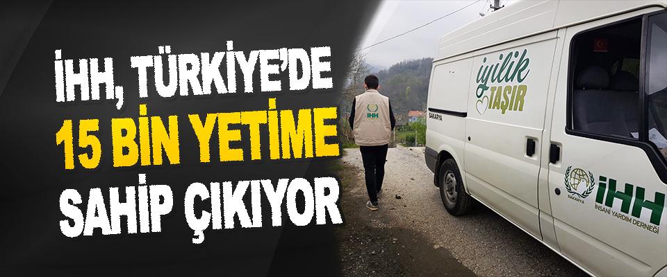 İHH, Türkiye'de 15 Bin Yetime Sahip Çıkıyor