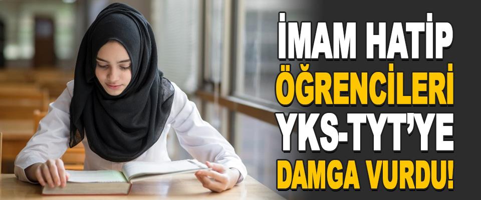 İmam Hatip Öğrencileri YKS-TYT'ye de Damga Vurdu!