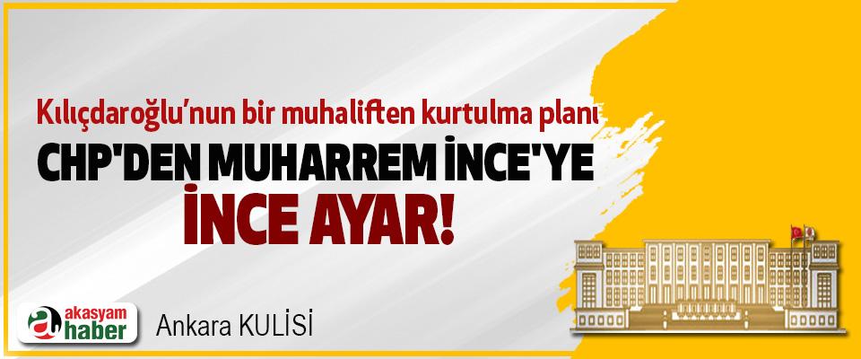 Kılıçdaroğlu'nun bir muhaliften kurtulma planı