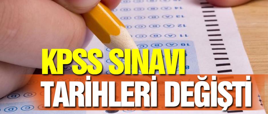 KPSS Sınavına Gireceklere Uyarı!
