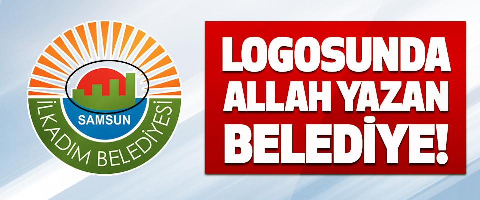 Logosunda Allah Yazan Belediye!