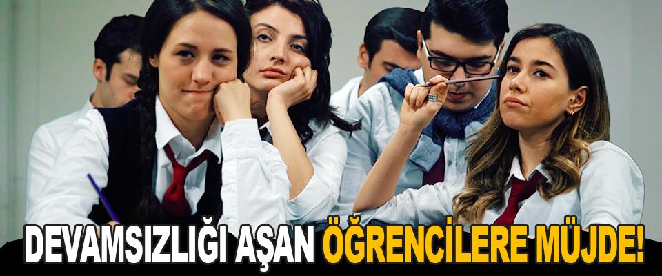 Milli Eğitim Bakanlığı'ndan Devamsızlığı Aşan Öğrencilere Müjde!