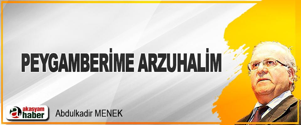 Peygamberime Arzuhalim