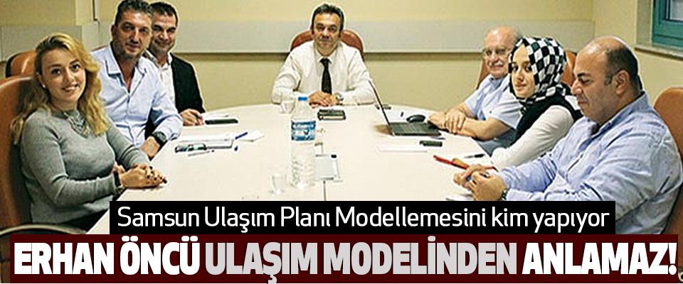 Samsun Ulaşım Planı Modellemesini kim yapıyor