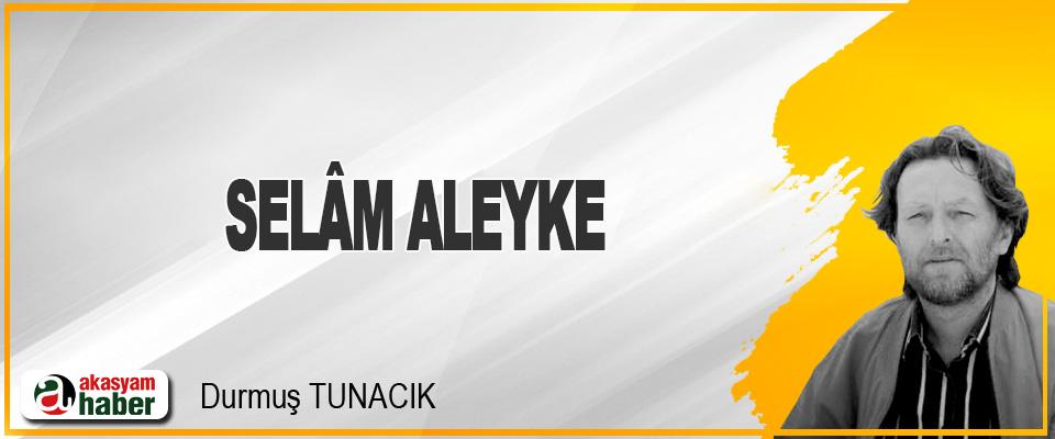 Selâm Aleyke