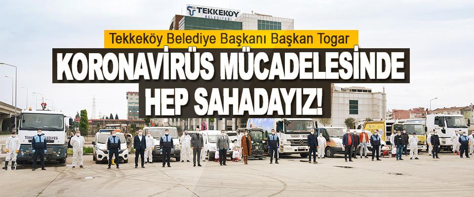 Tekkeköy Belediye Başkanı Başkan Togar,
