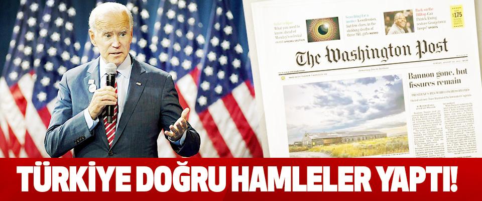 Türkiye Doğru Hamleler Yaptı!
