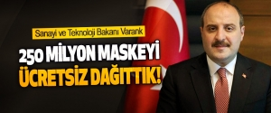 Sanayi ve Teknoloji Bakanı Varank
