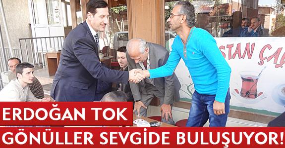 GÖNÜLLER SEVGİDE BULUŞUYOR!