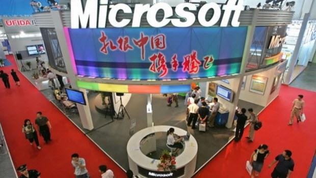Çin Microsoft'a 20 gün verdi!