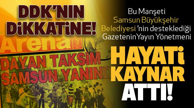 DDK Samsun Müfettişlerinin Dikkatine!