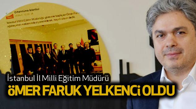 Il Milli Egitim Muduru Omer Faruk Yelkenci