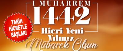 1 Muharrem 1442 Hicri Yılbaşımız Mübarek Olsun