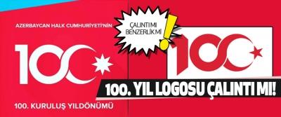 100. Yıl Logosu Çalıntı Mı!