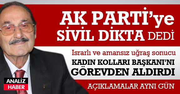 CHP Samsun Kadın Kolları Başkanı Nalan Çilingir görevden alındı