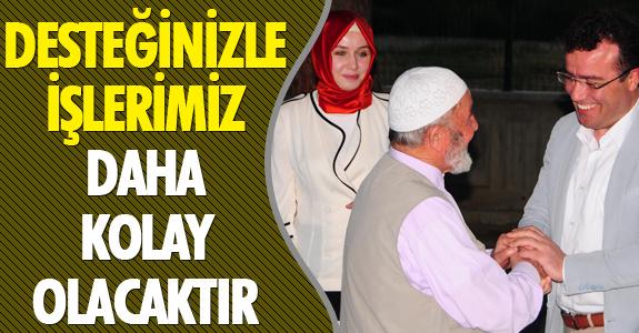 Atakum Belediye Başkanı İshak Taşçı: